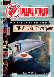 Rolling Stones - Live at the Tokyo Dome (From The Vault) - Poster / Capa / Cartaz - Oficial 1