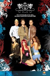 La Familia RBD (1ª Temporada) - Poster / Capa / Cartaz - Oficial 2