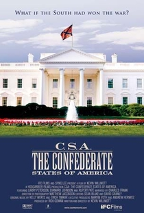 C.S.A.: The Confederate States of America - Poster / Capa / Cartaz - Oficial 1