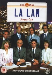 L.A. Law (1ª Temporada) - Poster / Capa / Cartaz - Oficial 1
