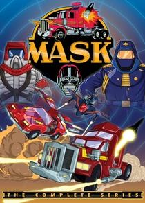 MASK - Poster / Capa / Cartaz - Oficial 1