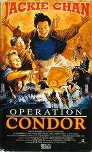 Operação Condor - Um Kickboxer Muito Louco - Poster / Capa / Cartaz - Oficial 3