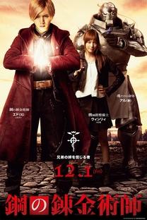 Fullmetal Alchemist - Poster / Capa / Cartaz - Oficial 4