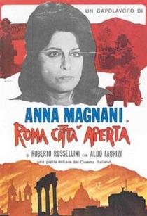 Roma, Cidade Aberta - Poster / Capa / Cartaz - Oficial 4