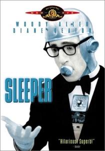 O Dorminhoco - Poster / Capa / Cartaz - Oficial 2