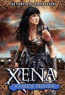 Xena: A Princesa Guerreira (3ª Temporada) - Poster / Capa / Cartaz - Oficial 1