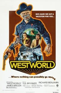 Westworld - Onde Ninguém Tem Alma - Poster / Capa / Cartaz - Oficial 2