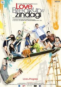 Love Breakups Zindagi - Poster / Capa / Cartaz - Oficial 2