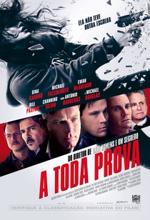 A Toda Prova - Poster / Capa / Cartaz - Oficial 1