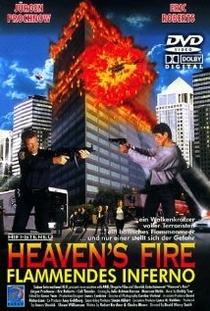 Heaven's Fire - Poster / Capa / Cartaz - Oficial 1
