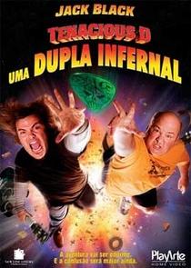 Tenacious D - Uma Dupla Infernal - Poster / Capa / Cartaz - Oficial 5