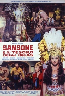 O Tesouro Perdido dos Aztecas - Poster / Capa / Cartaz - Oficial 2