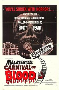 Malatesta's Carnival of Blood - Poster / Capa / Cartaz - Oficial 1