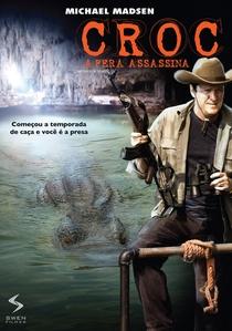 Croc - A Fera Assassina - Poster / Capa / Cartaz - Oficial 2
