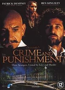 Crime e Castigo - Poster / Capa / Cartaz - Oficial 1