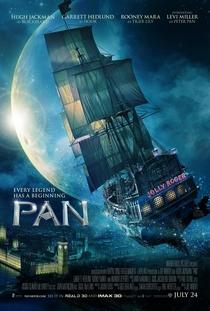 Peter Pan - Poster / Capa / Cartaz - Oficial 2