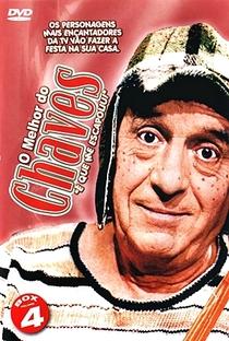 Chaves (4ª Temporada) - Poster / Capa / Cartaz - Oficial 1