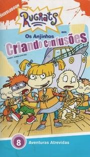 Rugrats - Os Anjinhos - Criando Confusões - Poster / Capa / Cartaz - Oficial 1