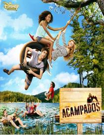 Acampados (1ª Temporada) - Poster / Capa / Cartaz - Oficial 6