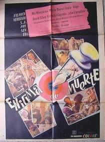 Enigma da Morte - Poster / Capa / Cartaz - Oficial 1