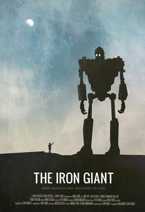 O Gigante de Ferro - Poster / Capa / Cartaz - Oficial 10