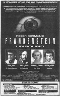 Frankenstein - O Monstro das Trevas - Poster / Capa / Cartaz - Oficial 2