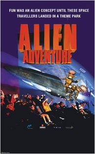 Alien Adventure 3D - Poster / Capa / Cartaz - Oficial 1