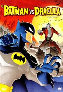 Batman Vs. Drácula - Poster / Capa / Cartaz - Oficial 3