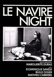 Le Navire Night - Poster / Capa / Cartaz - Oficial 1
