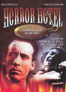 Horror Hotel - Poster / Capa / Cartaz - Oficial 4