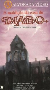 A Maldição da Casa do Diabo - Poster / Capa / Cartaz - Oficial 2