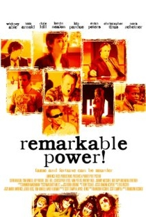 Remarkable Power - Poster / Capa / Cartaz - Oficial 1