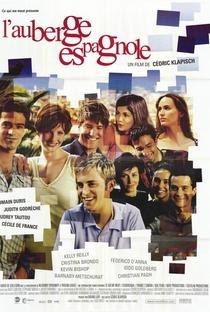 Albergue Espanhol - Poster / Capa / Cartaz - Oficial 5