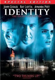 Identidade - Poster / Capa / Cartaz - Oficial 2
