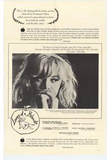 Os Amores de uma Loira - Poster / Capa / Cartaz - Oficial 5