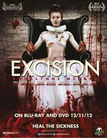 Excision - Poster / Capa / Cartaz - Oficial 4