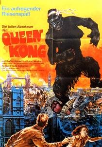 Queen Kong - Poster / Capa / Cartaz - Oficial 1