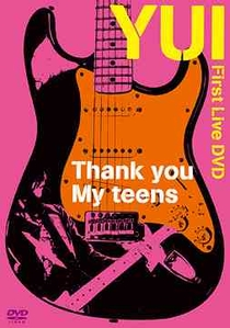 Thank you my teens - Poster / Capa / Cartaz - Oficial 1