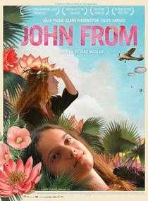 John From - Poster / Capa / Cartaz - Oficial 1