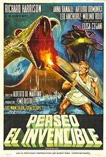 Perseu - O Invencível - Poster / Capa / Cartaz - Oficial 2