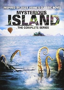 A Ilha Misteriosa - Poster / Capa / Cartaz - Oficial 1