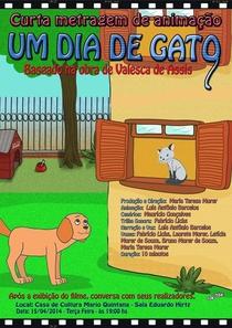 Um Dia de Gato - Poster / Capa / Cartaz - Oficial 1