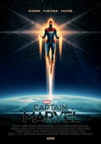 Capitã Marvel - Poster / Capa / Cartaz - Oficial 9