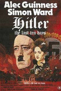 Hitler - Os Últimos 10 Dias - Poster / Capa / Cartaz - Oficial 3