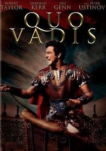 Quo Vadis? - Poster / Capa / Cartaz - Oficial 4