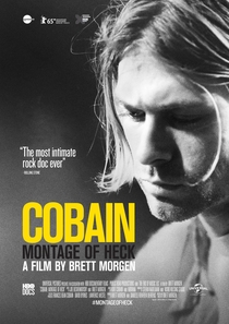 Cobain: Montage of Heck - Poster / Capa / Cartaz - Oficial 1