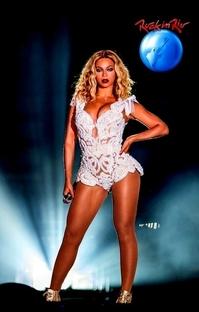Beyoncé: Rock in Rio 2013 - Poster / Capa / Cartaz - Oficial 2