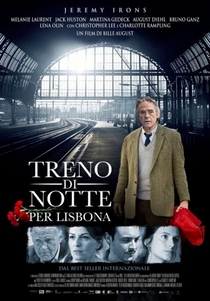 Trem Noturno para Lisboa - Poster / Capa / Cartaz - Oficial 3