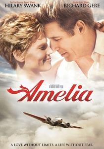 Amelia - Poster / Capa / Cartaz - Oficial 3
