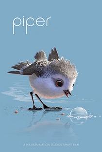 Piper: Descobrindo o Mundo - Poster / Capa / Cartaz - Oficial 3